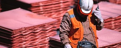 BASE METALS: Copper Gains On Weak Dollar, Stronger US Data